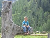 Ausflug zur Hinteren Marbachalm