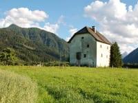 Ansitz Thurnhof aus dem 13 Jahrhundert
