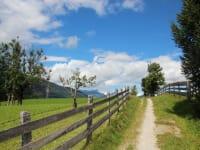 Wanderweg zum Gasthof Winterbauer