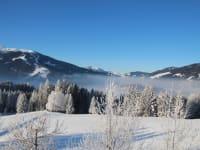 Blick nach Flachau-Wagrain