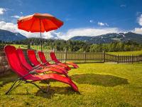 Liegen zum Entspannen oder Sonnen im Garten