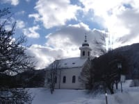 Kirche in Forstau