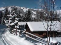 Unsere Alm im Winter