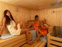 Bio- oder Finnische Sauna