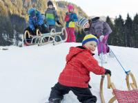 Winterspaß im Feriendorf Holzleb'n