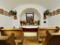 Kapelle im Sommer