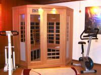 Fitness und Relaxraum