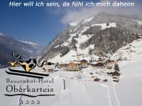 Bauernhof Skikindergarten Zauberteppich