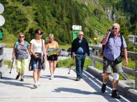 Wandern mit Familie Rohrmoser