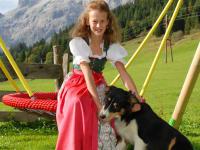 Haushund Sally