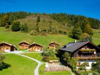 Kuschelhütten mit Bauernhaus