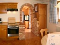 Enzian Wohnküche