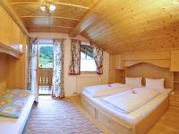 Schlafzimmer in der Ferienwohnung Fichtenstübchen!