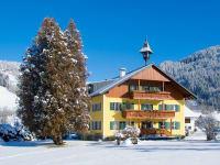 Winter am Biberhof