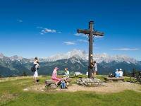 Gipfelkreuz Rossbrand