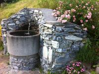 Eigene Quelle für Trinkwasser