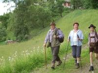 Wandern in der schönen Natur !!!
