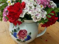 Strauß vom Blumengarten