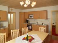 Küche Ferienwohnung Engelreith