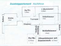 Fewo Hochthron+Zusatzapartement