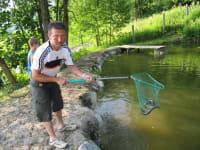 Fischteich