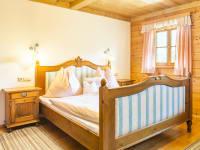 Rösslwohnung Schlafzimmer