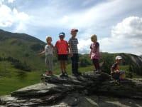 gemeinsame Wanderung zum Twengeralmsee