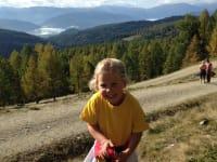 Wanderung zur Preberhalterhütte