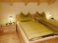 Schlafzimmer Sonnenchalet