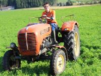Jakob Traktorfahrt