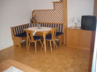 Wohnzimmer, Eßecke