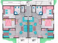 Lageplan Appartements