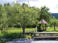 Garten Bauernhaus