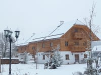 Haus 1 Winter