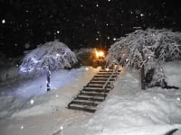 Aufgang Winter