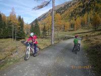 Wanderung ins Lignitztal