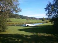 Am Weißpriacher Naturbadeteich