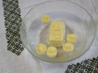 Unsere selbstgemachte Butter