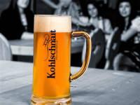selbstgebrautes Bier