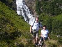 Wanderung Fürhterhütte
