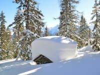 Winteransicht Leitenbauer