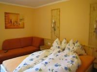 Das Doppelzimmer Zimmer Nr. 1
