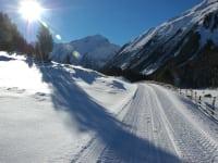 Winterwandern Krimmler Achental