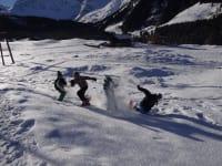 Schneeschuhwanderung im Nationalpark Hohe Tauern