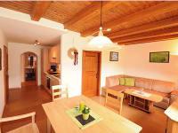Sonnendurchflutete Wohnküche Ferienwohnung Rettenegg