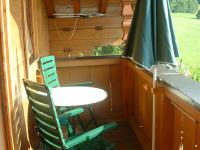 Sitzgarnitur Balkon