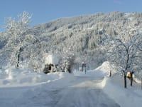 Ein Wintermorgen - märchenhaft