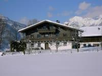 Unser Hof im Winter!