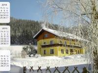 Winterstimmung Schagerhof