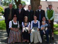 Familie Grain Mai 2016